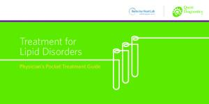 Treatment for Lipid Disorders