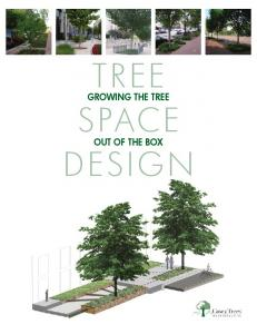 Tree GROWING THE TREE. Space OUT OF THE BOX. Design