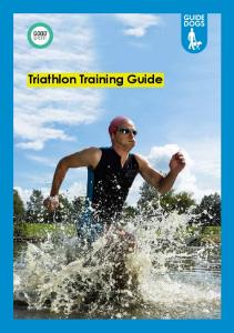 Triathlon Training Guide