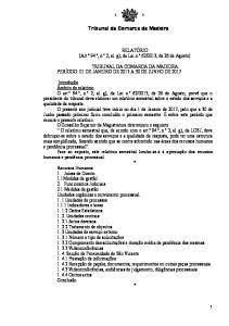 Tribunal da Comarca da Madeira