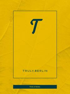 truly.berlin Truly at home