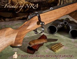 TThe 2010 Standard Merchandise Package contains an exciting assortment of firearms, artwork, and limited edition products offered by