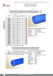 TUBI IN SILICONE SILICONE HOSES