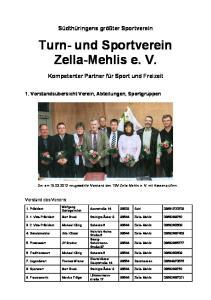 Turn- und Sportverein Zella-Mehlis e. V