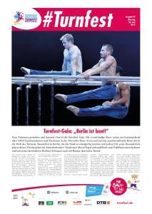 Turnfest-Gala: Berlin ist bunt!