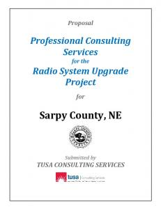 TUSA CONSULTING SERVICES