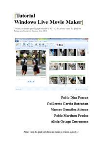 [Tutorial Windows Live Movie Maker]