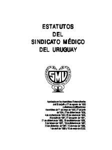 TUTOS DEL DEL URUGUAY