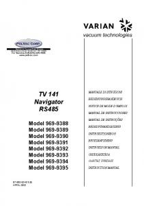 TV 141 Navigator RS485