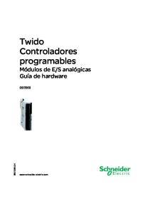 Twido Controladores programables