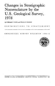 U. S. Geological Survey,