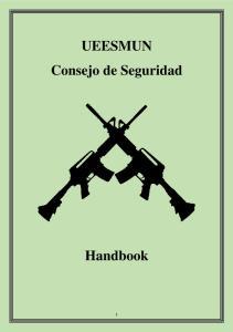 UEESMUN Consejo de Seguridad