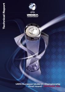 UEFA European Under-21 Championship Final round -