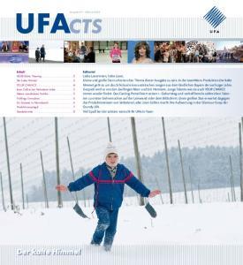 UFActs. Der kalte Himmel