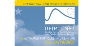 UFIPOLNET Ultrafine Particle Size Distributions in Air Pollution Monitoring Networks