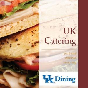 UK Catering. fresh and delicious every day