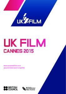 UK FILM CANNES