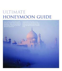 ultimate honeymoon guide