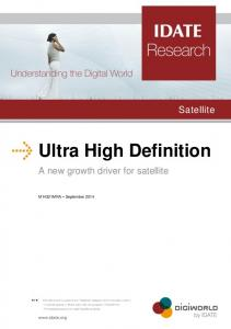 Ultra High Definition