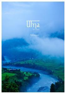Uma Paro. Uma by COMO, Bhutan