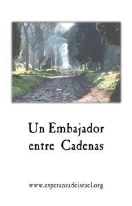 Un Embajador entre Cadenas