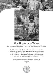 Una Huerta para Todos