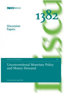 Unconventional Monetary Policy and Money Demand