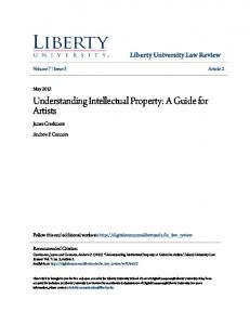 Understanding Intellectual Property: A Guide for Artists