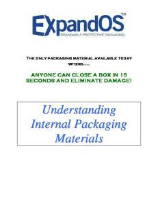 Understanding Internal Packaging Materials