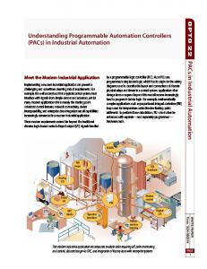 Understanding Programmable Automation Controllers (PACs) in Industrial Automation