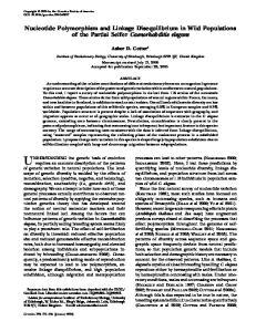 UNDERSTANDING the genetic basis of evolution