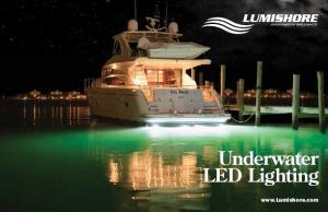 Underwater LED Lighting