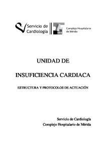 UNIDAD DE INSUFICIENCIA CARDIACA
