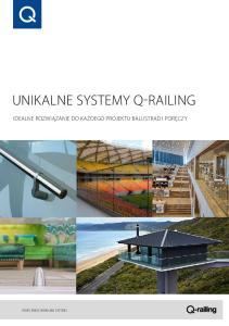 UNIKALNE SYSTEMY Q-RAILING