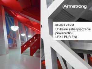 Unikalne zabezpieczenie powierzchni: LPX i PUR Eco