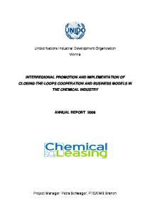 United Nations Industrial Development Organization Vienna