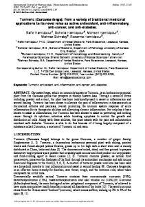 United States 2 Soheila Hamidpour, M.D., School of Medicine, Department of Pathology University of Kansas