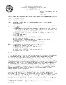 UNITED STATES MARINE CORPS 11ARINE CORPS INSTALLATIONS EAST-MARINE CORPS BASE PSC BOX CAMP LEJEUNE NC