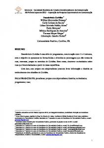 Universidade Positivo, Curitiba, PR