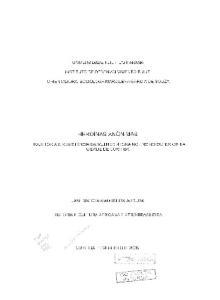 UNIVERSIDADE TUIUTI DO PARANA INSTITUTO DE DESENVOLVIMENTO TUIUTI ORIENTADORA: SOCIOLOGA MARCILENA GARCIA DE SOUZA