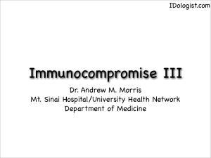 University Health Network Department of Medicine