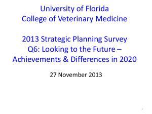 University of Florida College of Veterinary Medicine