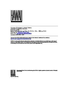 University of Hawai'i Press