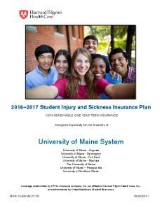 University of Maine System
