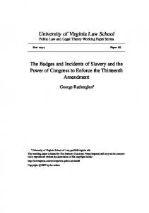 University of Virginia Law School