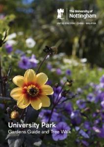 University Park Gardens Guide and Tree Walk