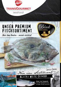 Unser Premium Fischsortiment. Black. Nur das Beste - sonst nichts!