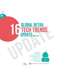 Update. Tech Trends. Global Retail. 16 Update Apr Deborah Weinswig MANAGING DIRECTOR FUNG GLOBAL RETAIL & TECHNOLOGY