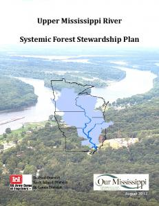 Upper Mississippi River. Systemic Forest Stewardship Plan