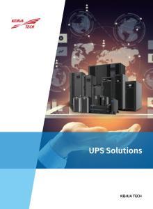 UPS Solutions KEHUA TECH